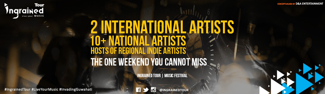 Ingrained Tour | Music Festival