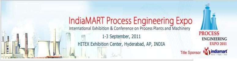 IndiaMART Process Engineering Expo 2011
