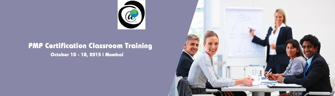 Opportunity Presented by PMP Certification Classroom Training Course in Mumbai