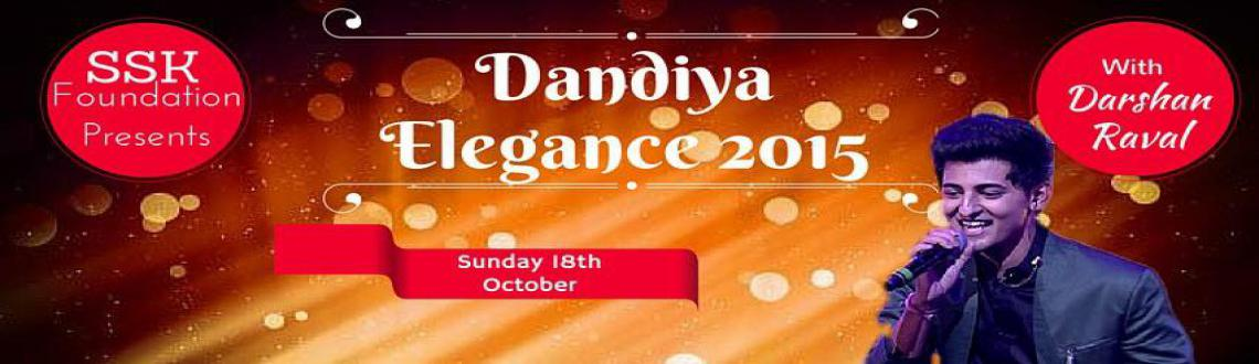 Ssk foundation presents dandiya elegance 2015