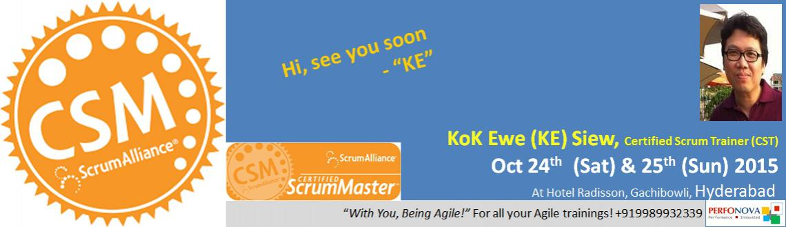 Certified Scrum Master Workshop