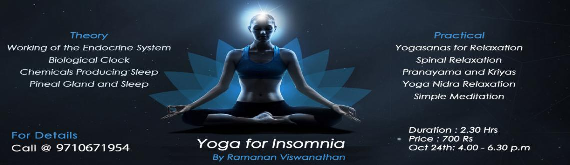 Yoga for Good sleep