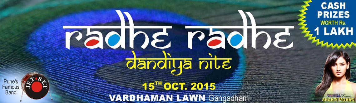 Radhe Radhe Dandiya Night