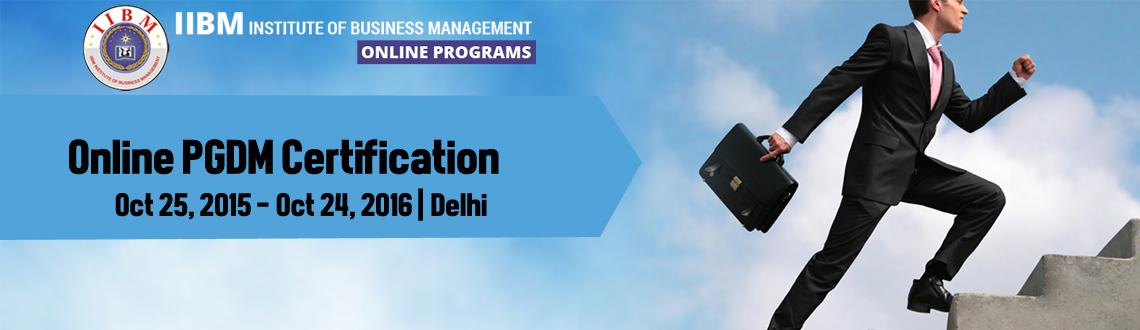 Program goes beyond classroom learning PGDM is rigorous, challenging and encourages learning beyond classroom instruction.