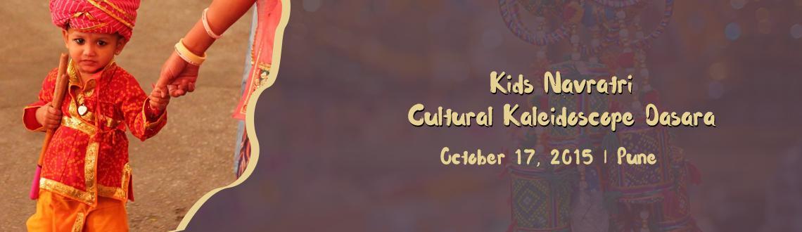 Kids Navratri - Cultural Kaleidoscope Dasara
