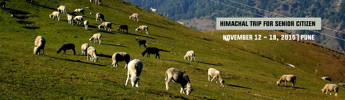 Himachal trip for senior citizen