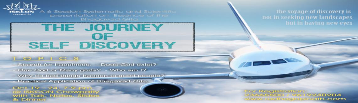 Journey of Self Discovery Course