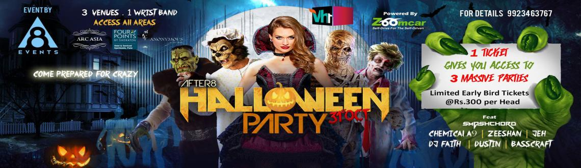 Vh1 After 8 Halloween Party