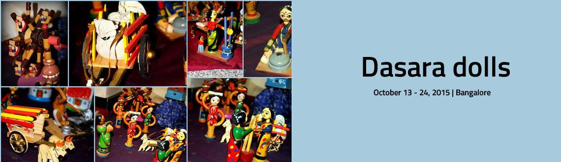 Dasara dolls.