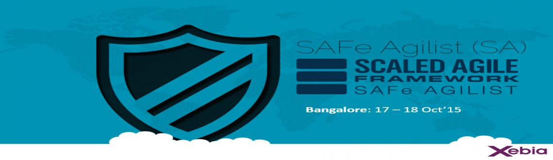 Book Online Tickets for SAFe Agilist Training | Bangalore | 17 -, Bengaluru. SAFe Agilist Training