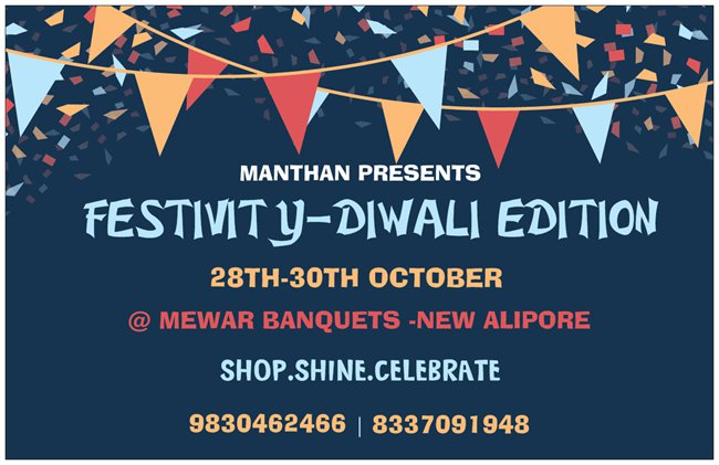 FESTIVITY-DIWALI EDITION