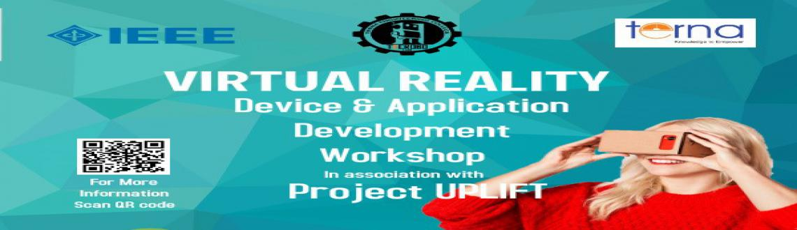 Book Online Tickets for Virtual Reality Device  Application Deve, Mumbai. IEEE-TEC & Project UPLIFT
