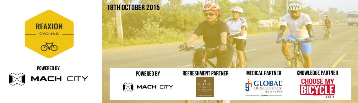 Reaxion Ride powered by Mach City iBike - 18th October