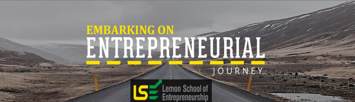Embarking on Entrepreneurial Journey