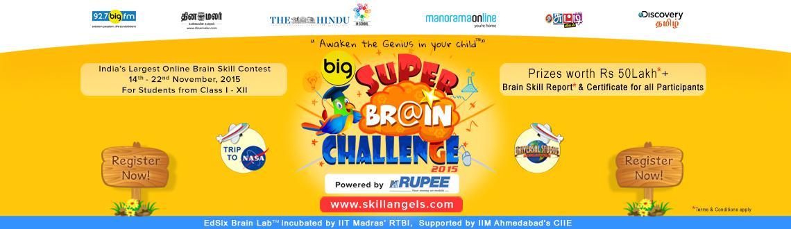 Super Brain Challenge