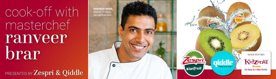 Cook-off with MasterChef Ranveer Brar