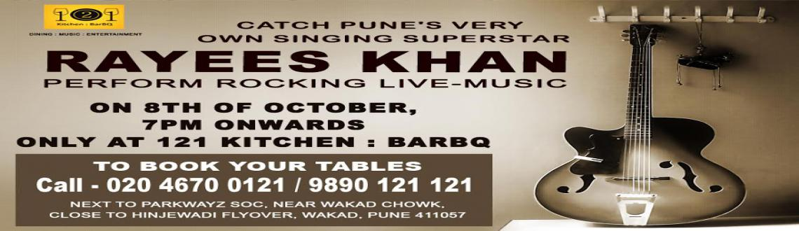Pune events in Wakad- 121 Kitchen : BarBQ