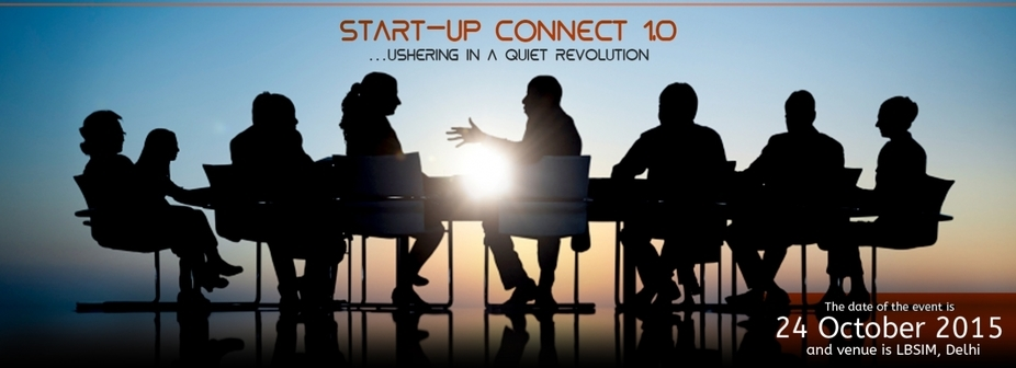 Book Online Tickets for Startup Connect 1.0, NewDelhi. Startups INDIA, one of the biggest social platforms for connecting aspiring entrepreneurs and investors will be organizing the Startups Connect 1.0 on 24 October 2015 at Lal Bahadur Shastri Institute of Management, Dwarka, Delhi.