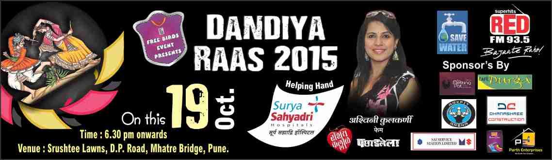 Dandiya Raas 2015