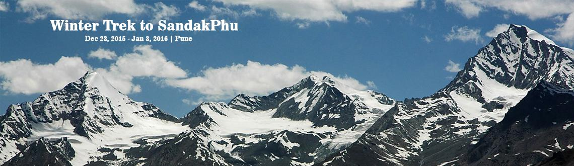 Book Online Tickets for Winter Trek to SandakPhu, Pune. Welcome to the \\\'Places Around Pune\\\'(www.facebook.com/PlacesAroundPune) with its next himalayank trek to SandakPhu.About SandakPhu:Located at an altitude of 11,941ft in the Darjeeling district of West Bengal, Sandakphu is popularly known as a &l