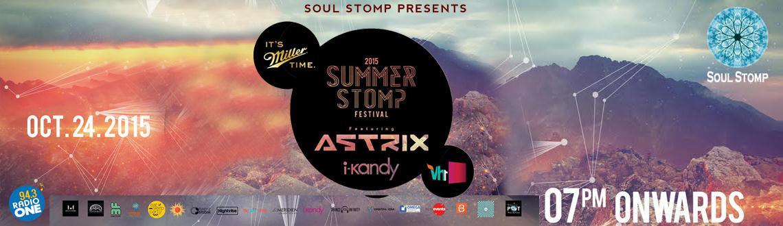 ASTRIX SUMMER STOMP FESTIVAL 2015