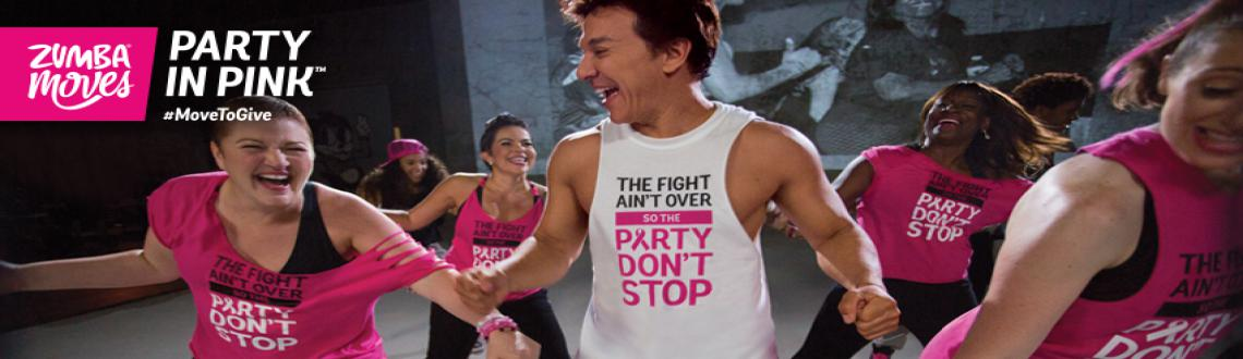 Party in Pink Zumbathon 2015