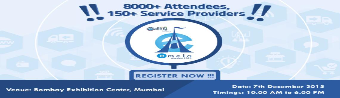 Book Online Tickets for e-Mela Mumbai 2015, Mumbai. DETAILS