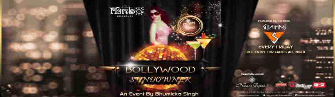 Bollywood Sundowner By Bhumicka Singh
