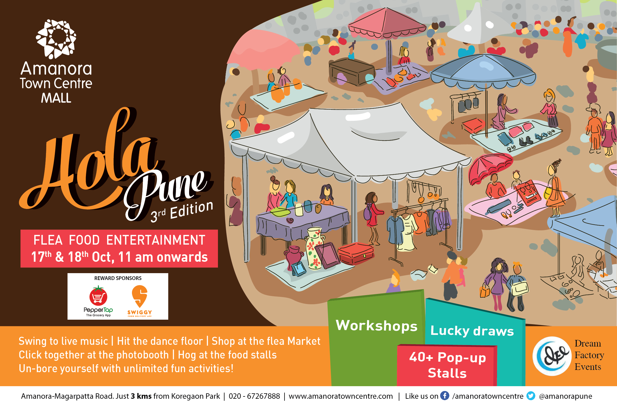 HOLA PUNE 3rd EDITION