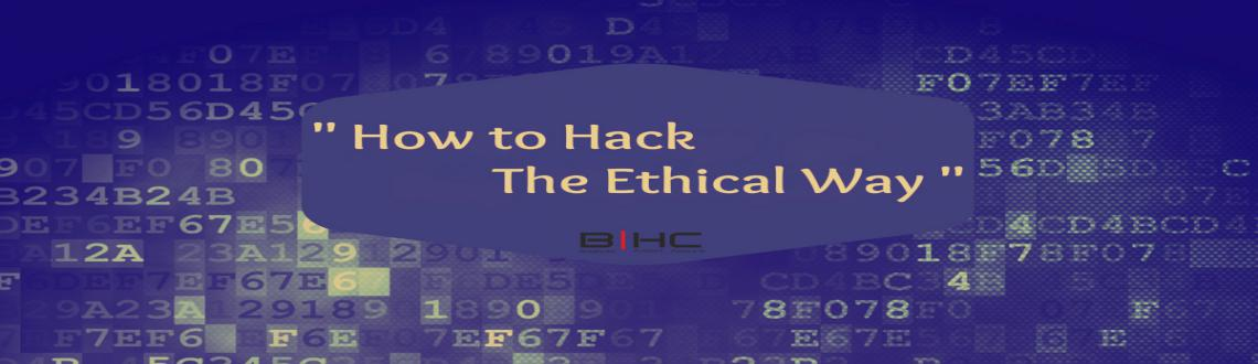 Book Online Tickets for How to Hack - The Ethical Way, Bengaluru. A Hands-on Workshop on hacking methodology from basic to Advanced level. Simplified concepts with practical demonstration would be the key approach.  This workshop covers all the majour modules for ethical hacking. 