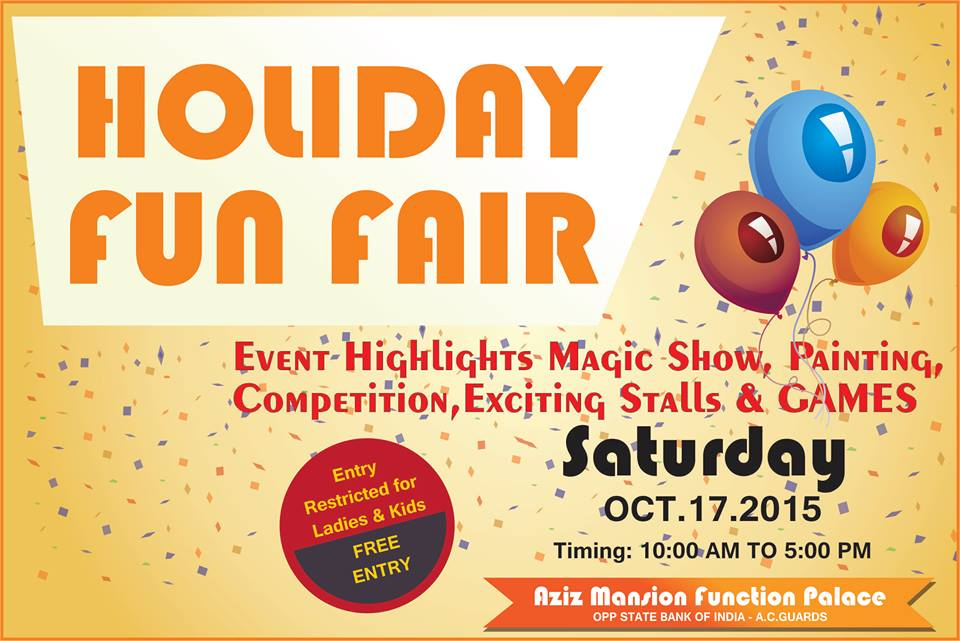HOLIDAY FUN FAIR