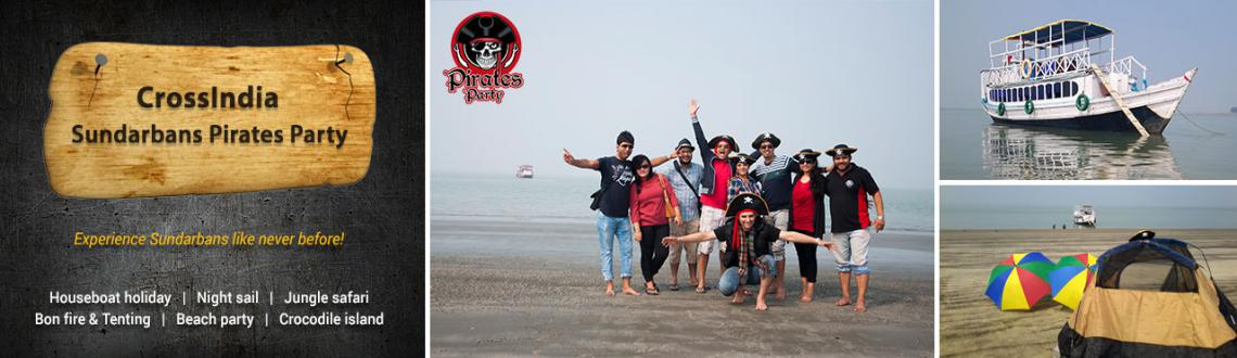 Crossindia Sundarban Pirates Party