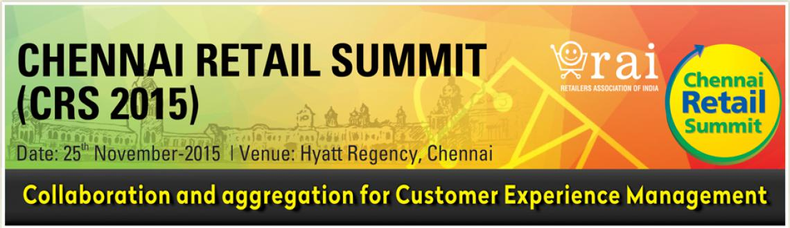 Book Online Tickets for Chennai Retail Summit (CRS), Chennai. Today, we sit on the brink of another major transition – a focus on improved customer experience. It is the experience that a retailer provides its customers that will prove the ultimate differentiator. Customer experience management today star