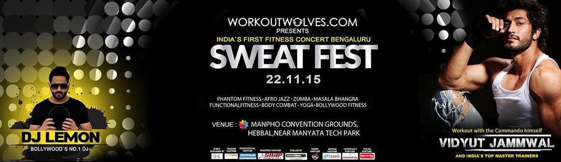 Workoutwolves Sweat Fest