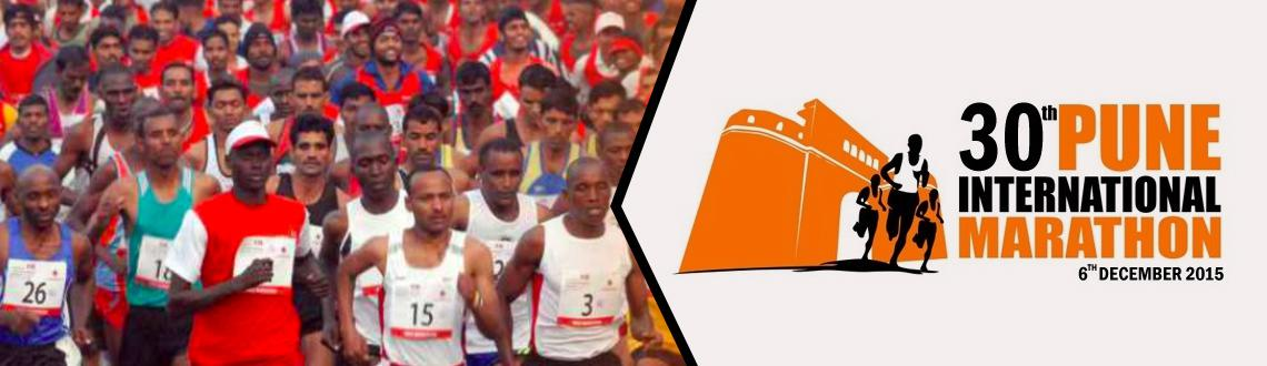 Pune International Marathon 2015