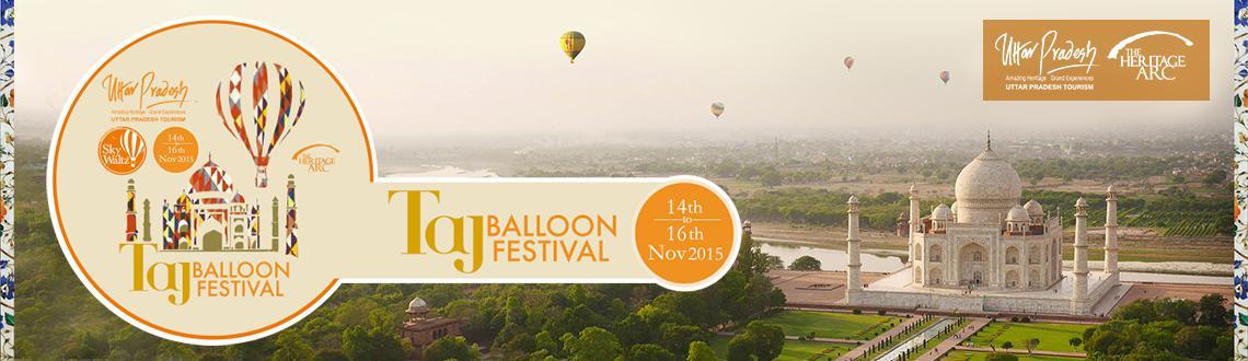 Taj Balloon Festival (ADVENTURE PACKAGE)