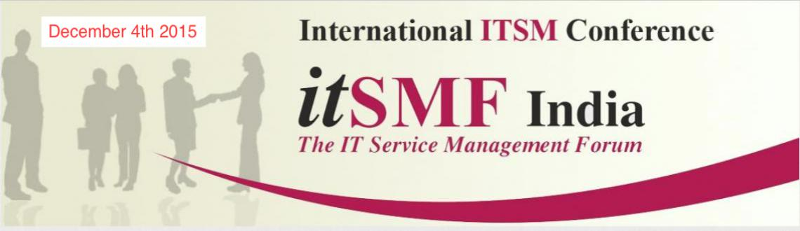 itSMF India Annual Conference 2015