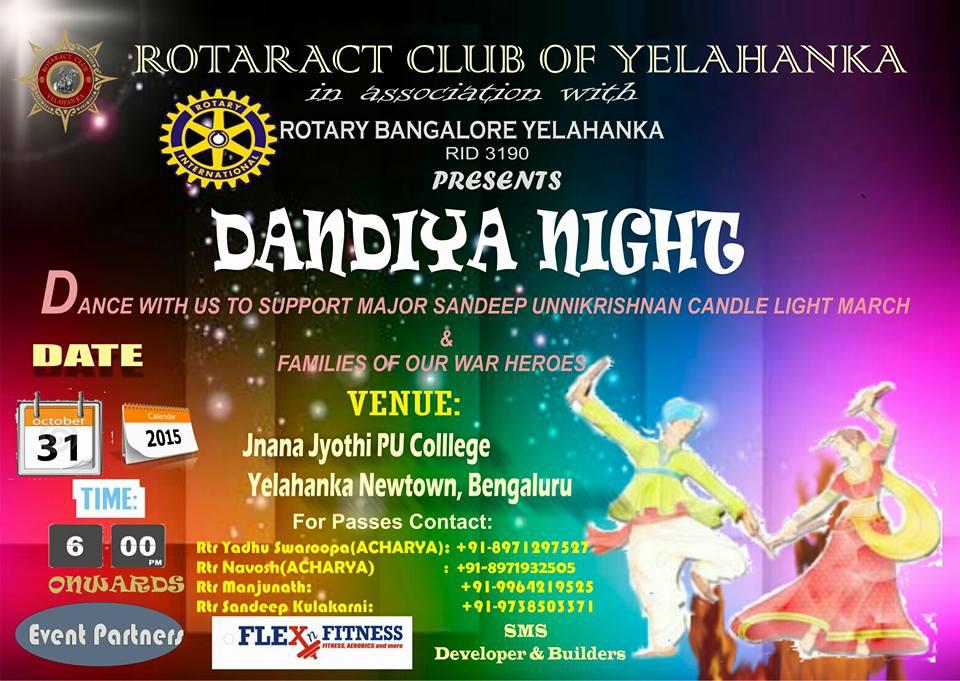 RCY Dandiya Nights