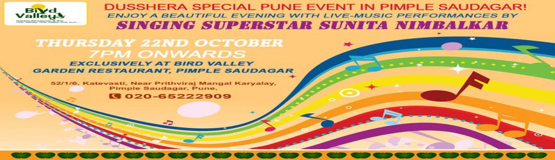 Live-music events in Pune at Hotel Bird Valley