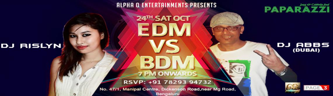 EDM (Electronic Dance Music) V/S BDM (Bollywood Dance Music)
