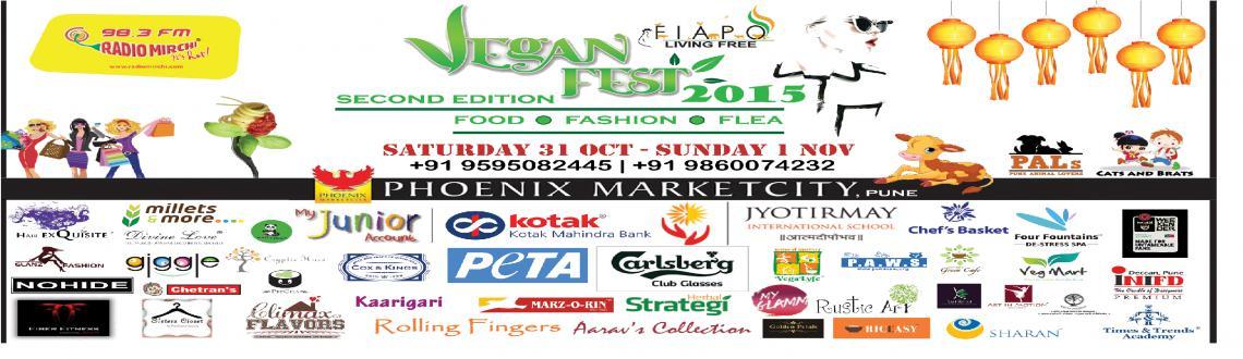 Vegan Fest 2015 Second Edition : Food Fashion Flea