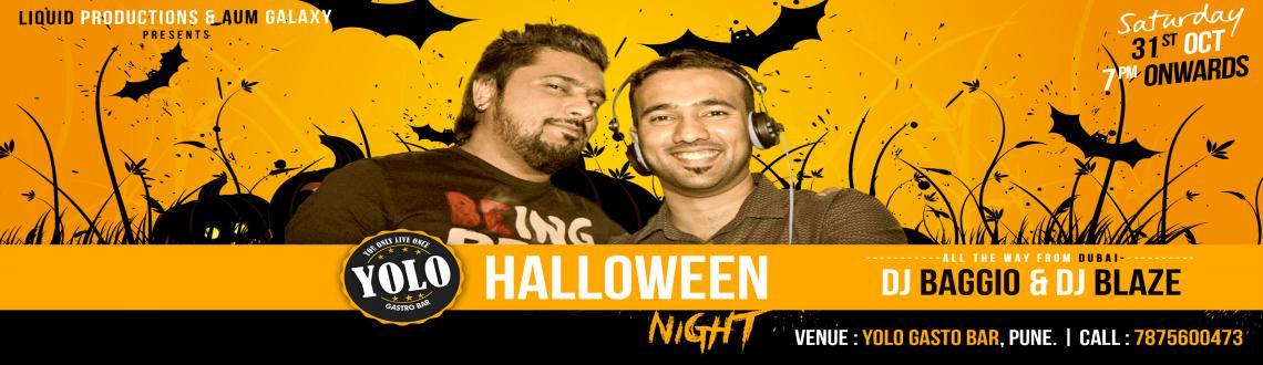 Halloween Party in Dubai style