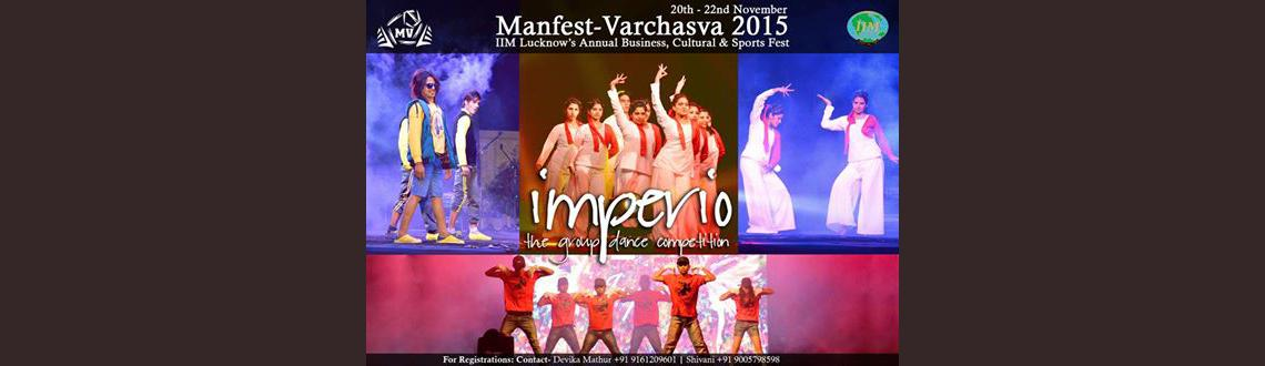 Book Online Tickets for Imperio 2015, Lucknow.  