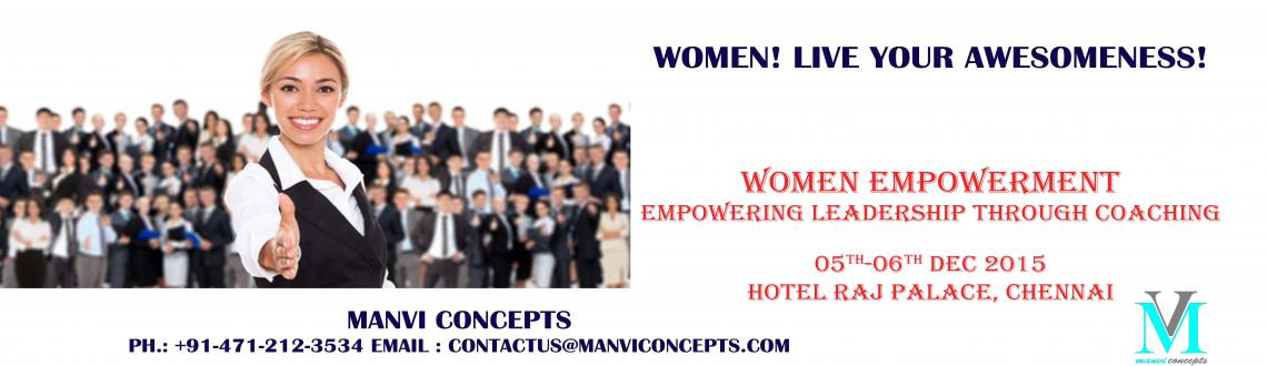 Women Empowerment - Empowering Leadership Through Coaching