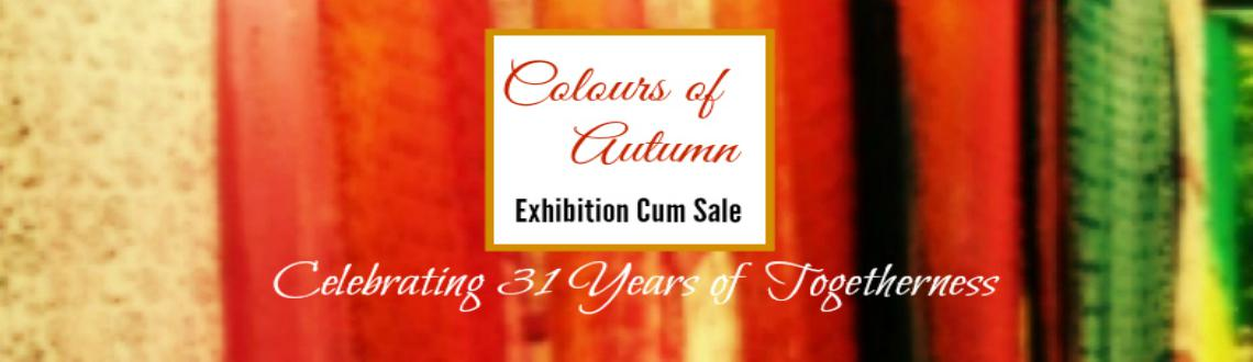 Book Online Tickets for Colours of Autumn-Exhibition Cum Sale by, Hyderabad.