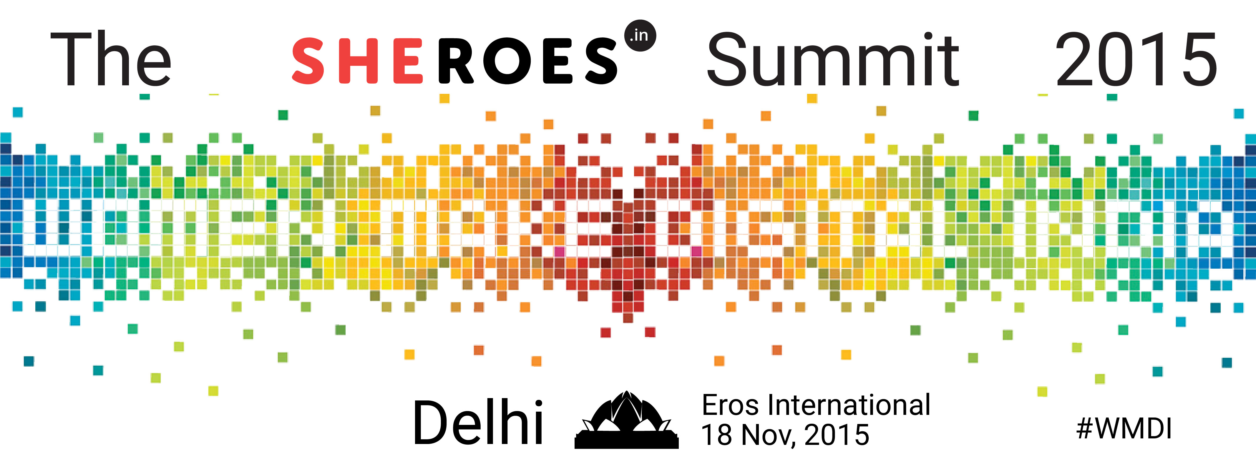 The SHEROES Summit Delhi
