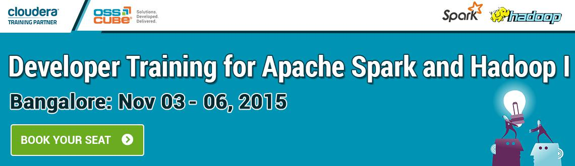 Developer Training for Apache Spark and Hadoop I
