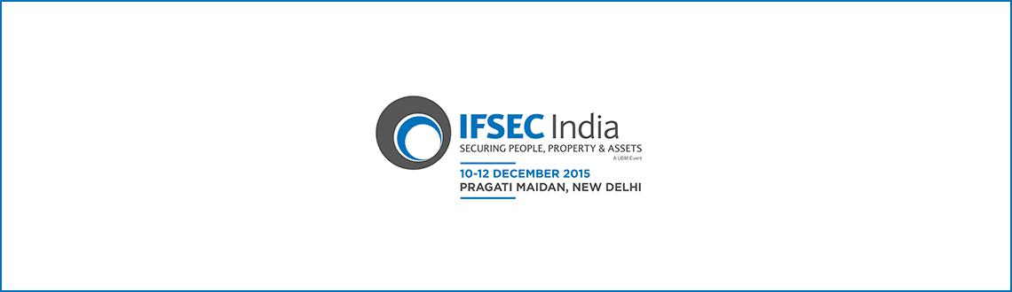 Book Online Tickets for IFSEC India , NewDelhi. IFSEC India is the most established event for Indian Commercial & Homeland Security and fire technology with more than 11,000 senior government and security professionals, and over 250 exhibitors from over 40 countries represented.  Criti