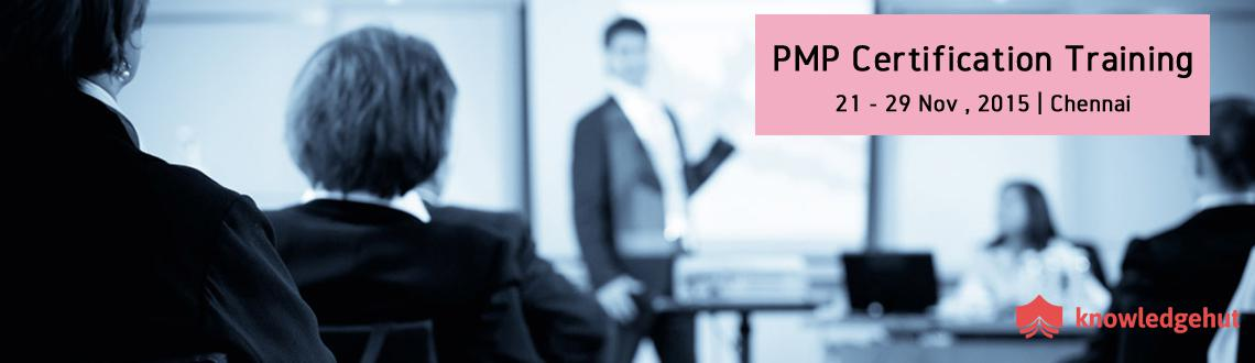 PMP Certification Training in Chennai