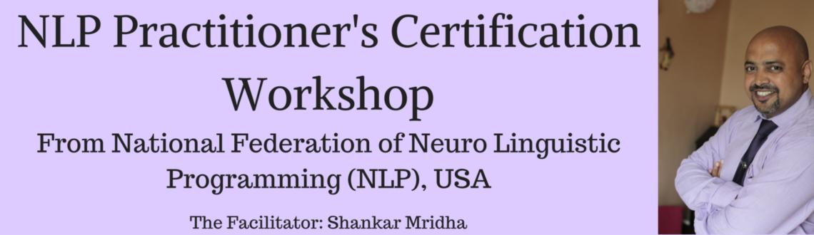 NLP Practitioners Certification Weekend Workshop